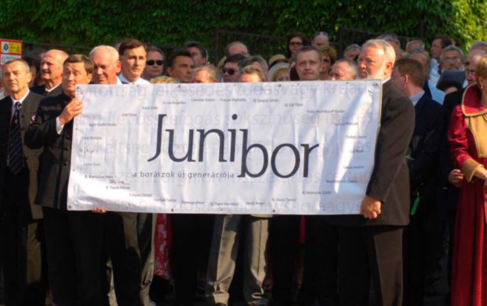 10 éves a Junibor egyesület!